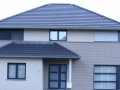 Hellende daken - Platte pannen